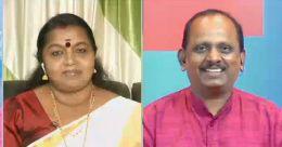 അധ്യാപകദിനം: പുരസ്കാര തിളക്കത്തിന്റെ വിശേഷങ്ങളുമായി തങ്കലത ടീച്ചറും സജി സാറും