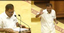 നിയമസഭ മാറിപ്പോയോ? 'കന്നട' പ്രേമവുമായി കമറുദ്ദീൻ സാഹിബ്