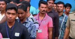 വിയ്യൂര് ജയിലിൽ തടവിലായിരുന്ന 36 ബംഗ്ലദേശ് പൗരൻമാര്  മോചിതരായി
