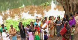 പുഴയുടെ തീരത്തുളള സാമൂഹികവിരുദ്ധ കേന്ദ്രം തുടച്ചു നീക്കി വീട്ടമ്മമാരുടെ സംഘടന