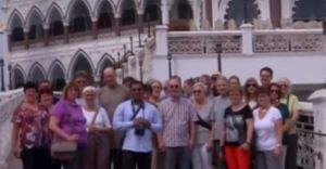 കേരളം കാണാൻ ജർമൻ സംഘം; കൊച്ചിയുടെ സൗന്ദര്യം ആസ്വദിച്ച് മടക്കം