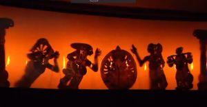തനിമ ചോരാതെ തോൽപ്പാവക്കൂത്ത്; പൂരപ്രേമികൾക്ക് ആവേശം