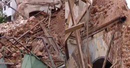 400 വർഷം പഴക്കമുള്ള സിനഗോഗ് മഴയിൽ തകർന്നു