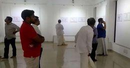 'സുധീര ലോകം' കായംകുളത്ത്; ചിന്തകൾ വിരിയുന്ന അപൂർവ പ്രദർശനം