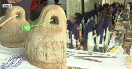 ഏറ്റവും ചെറിയ കറന്സി മുതൽ വലിയ കറന്സി വരെ; കൗതുകമുണര്ത്തി പ്രദര്ശനം