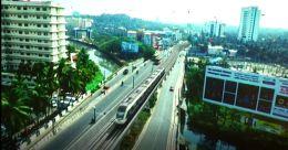 ലൈറ്റ് മെട്രോ പദ്ധതിക്കായി കോഴിക്കോട് ബഹുജനപ്രക്ഷോഭം