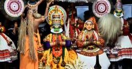 പത്തുമണിക്കൂർ നീണ്ട 'മാരുതീയം' ആസ്വദിച്ച് ഒരു ഗ്രാമം