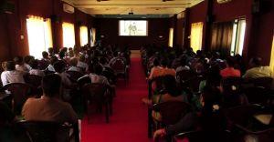 അധ്യാപകന്റെയും വിദ്യാർത്ഥിയുടെയും ഒാർമയിൽ തിയറ്റർ