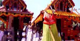ഉത്തരമലബാറില് തെയ്യക്കാലത്തിന് സമാപനം; തെയ്യക്കോലങ്ങൾക്ക് ഇനി വിശ്രമകാലം
