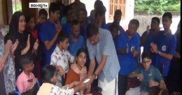 ഷിയാസിന് കൈത്താങ്ങായി സ്പെഷ്യല് സ്കൂള് വിദ്യാര്ഥികള്: ഉൗഷ്മളം
