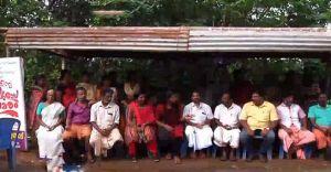 മാലിന്യത്തിൽ നിറഞ്ഞ് കുമ്പളങ്ങാട് മല; രോഗ ദുരിതത്തിൽ നാട്ടുകാർ