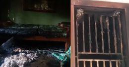 നാദാപുരത്ത് പൊള്ളലേറ്റ ഗൃഹനാഥൻ മരിച്ചു; ഭാര്യയും മക്കളും ഗുരുതരാവസ്ഥയിൽ