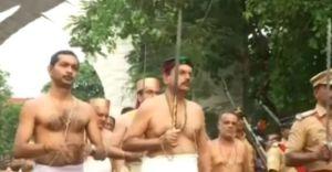 ശ്രീ പത്മനാഭ സ്വാമി ക്ഷേത്രത്തിൽ ഭക്തിസാന്ദ്രമായി ആറാട്ട്; അൽപശി ഉല്സവത്തിന് സമാപനം