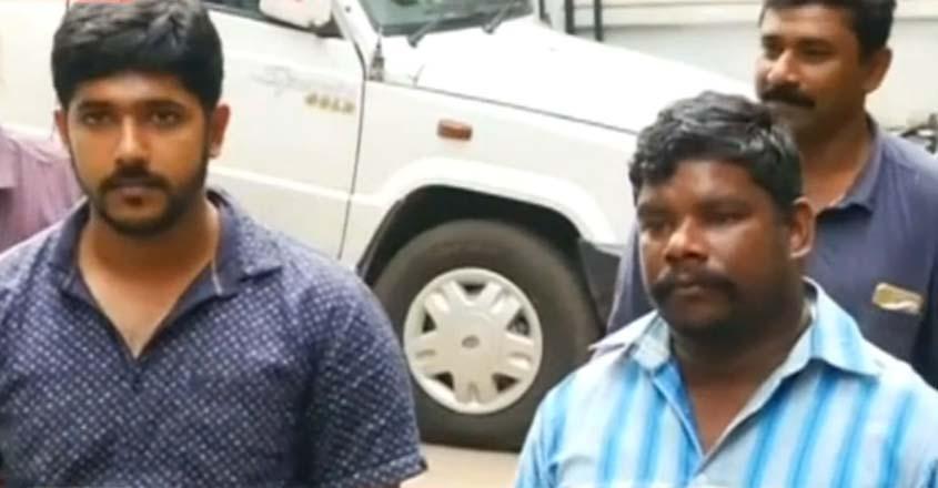 trivandrum-arrest