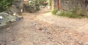തിരുവനന്തപുരം കോര്പറേഷനിൽ  മൂന്ന് റോഡുകൾ പൂർണമായും തകർന്നു