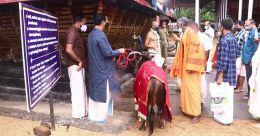 ഏറ്റുമാനൂരപ്പന്റെ ശ്രീബലിക്ക് ഇനി നന്ദികേശന്റെ അകമ്പടി