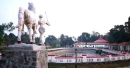 സംസ്കാരിക വിനോദസഞ്ചാരകേന്ദ്രം അവഗണനയിൽ