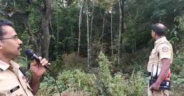 റാന്നിയിൽ വന്യമൃഗങ്ങളുടെ സാന്നിധ്യം; ജാഗ്രത നൽകി വനംവകുപ്പ്
