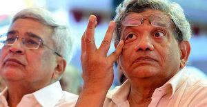 കോണ്ഗ്രസ് ബന്ധം: സമ്മർദ തന്ത്രവുമായി യച്ചൂരി