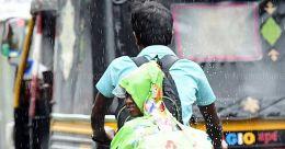 മഴ: ആലപ്പുഴ, കോട്ടയം, പത്തനംതിട്ട ജില്ലകളിൽ നാളെ ഭാഗിക അവധി