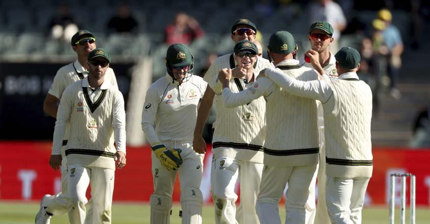 Australia Pakistan Cricket