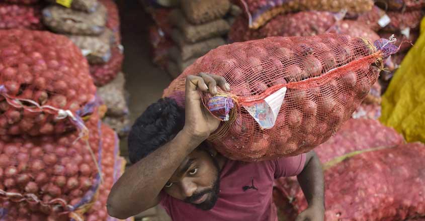 worker-carries-an-onion-sac