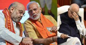 മോദി വാരാണാസിയില്; അഡ്വാനിയുടെ ഗാന്ധി നഗറില് അമിത് ഷാ മല്സരിക്കും