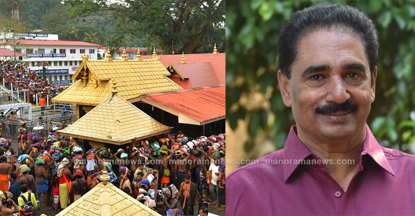 sabarimala-loksabha-premach