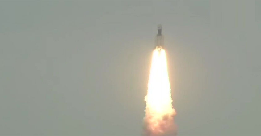 chandrayaan2-launched
