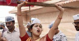 തോല്വിയിലും സന്തോഷമെന്ന് കോണ്ഗ്രസ്; 'വിഭജനതന്ത്രങ്ങള് തോറ്റു'