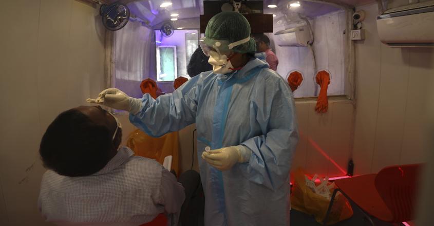 Virus Outbreak India Rapid Tests