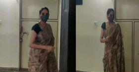 ലഹരി ഇടപാട്: എട്ടു മണിക്കൂർ ചോദ്യം ചെയ്യൽ; നടി രാഗിണി അറസ്റ്റിൽ