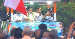 അരൂരിൽ ഷാനിമോൾ ഉസ്മാന്റെ സ്ഥാനാർത്ഥിത്വം പ്രഖ്യാപിച്ച് ചെന്നിത്തല