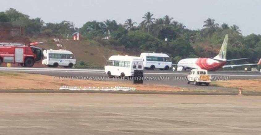 Airport-CLT-Air-India
