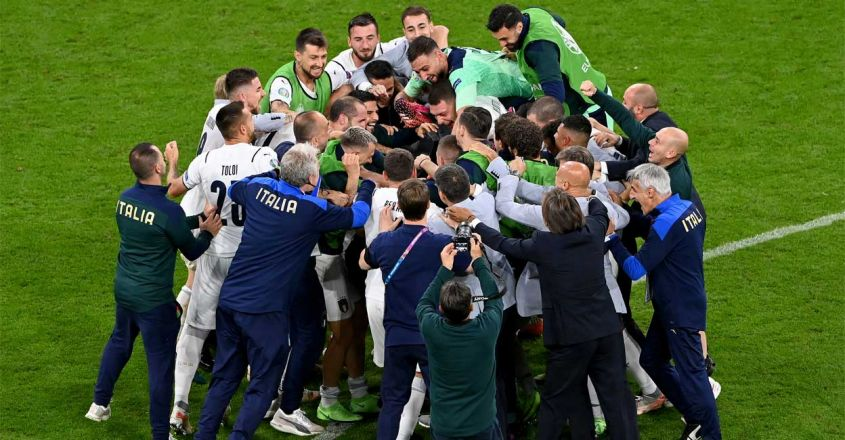 Euro Cup;  Italy and Spain face off in first semifinal    Euro Cup    Italy    Spain    Breaking News    Kerala News    Breaking News