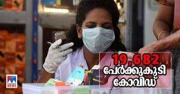 ടിപിആര് 16.14 %; 152 മരണം; 1,60,046 പേർ ചികിത്സയിൽ