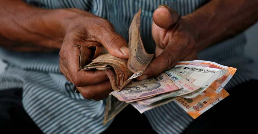 INDIA-ECONOMY/RUPEE-GOVT