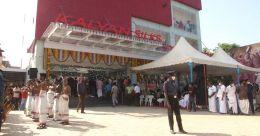 കല്ല്യാണ് സില്ക്സ് പെരിന്തൽമണ്ണയിൽ; പി.കെ. കുഞ്ഞാലിക്കുട്ടി ഉദ്ഘാടനം ചെയ്തു