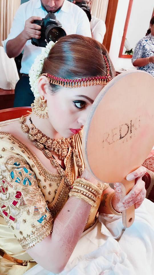 bhavana-bride