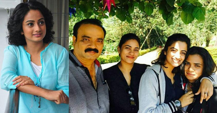 namitha-family