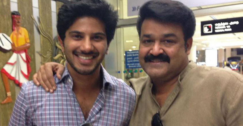 mohanlal-and-dulquer