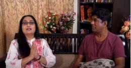 'എന്തുകൊണ്ട് അദ്ദേഹത്തെ ഡാഡി എന്ന് വിളിക്കുന്നില്ല': മറുപടിയുമായി യമുനയും ഭര്ത്താവും