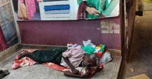 ഇന്ത്യൻ വയോധികൻ ദുബായിയില് പട്ടിണിയില്; കട വരാന്തകളിൽ അന്തിയുറക്കം