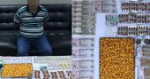 'അണ്ടർ ദ മൈക്രോസ്കോപ്'; തന്ത്രപരമായി പ്രതിയെ കുടുക്കി അബുദാബി പൊലീസ്
