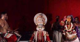 ഇന്ത്യക്കു പുറത്തു ആദ്യമായി ശ്രീരാമ പട്ടാഭിഷേകം; അബുദാബിയിൽ കഥകളി മഹോത്സവം
