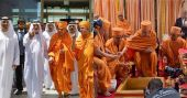 700 കോടി ചിലവ്; അബുദാബിയിലെ ആദ്യ ഹൈന്ദവ ക്ഷേത്രത്തിന് ശിലാസ്ഥാപനം