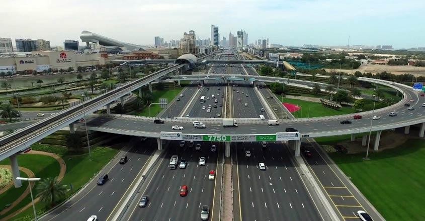 dubai-roads
