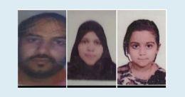 വാഹനാപകടം: സൗദിയിൽ മലയാളി കുടുംബത്തിലെ മൂന്നു പേർ മരിച്ചു