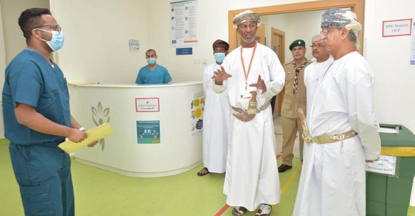 oman-covid-hospital