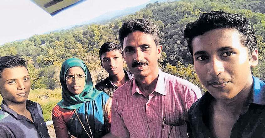 nilamudeen-family